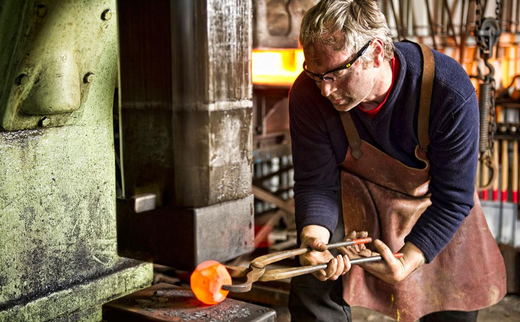 One or Two day blacksmithing courses
